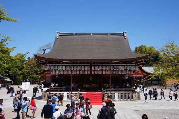 Yasaka-schrijn-kyoto