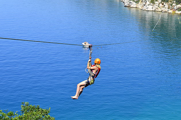 zipline-kroatie