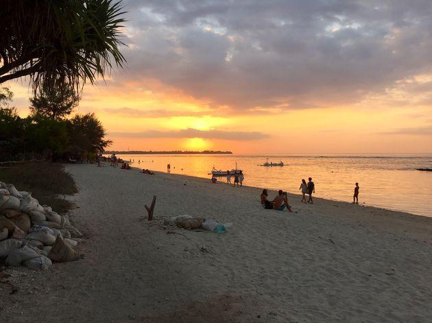 zonsondergang-gili-air