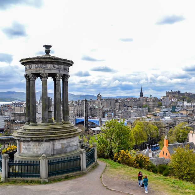 Citytrip Edinburgh: perfecte mix van stad & natuur!