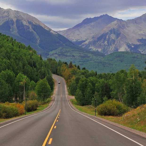 De 4 mooiste wegen ter wereld