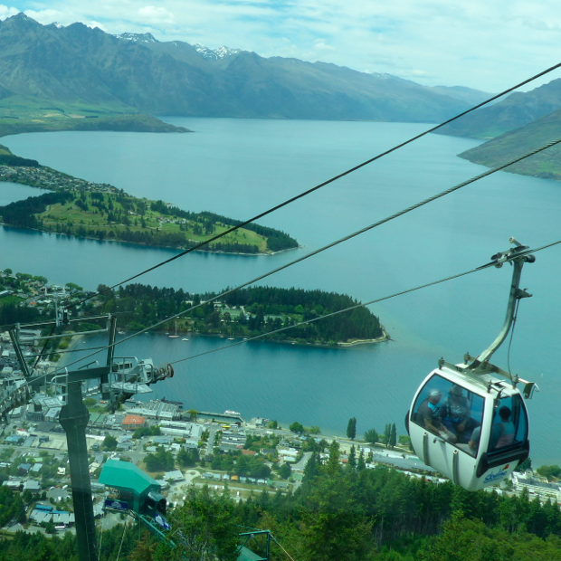 Queenstown it is! Stad voor jong publiek en thrillseekers