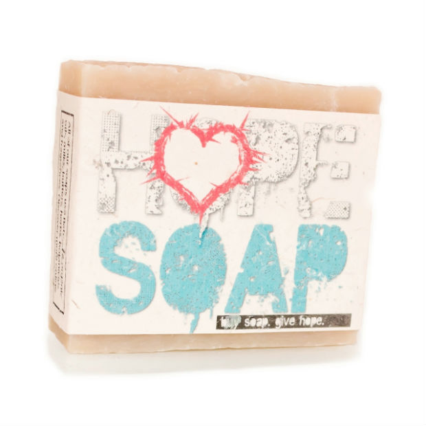 De Hope Soap helpt Zuid-Afrikaanse kinderen bewust om te gaan met hygiëne