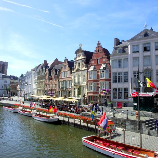 TRACK in Gent: een unieke kunstexpositie dwars door de stad