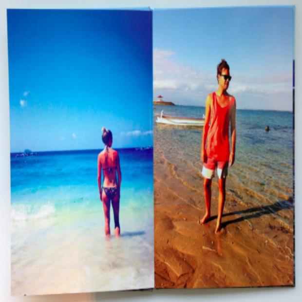 Mooie vakantieherinneringen met Albelli fotoboek