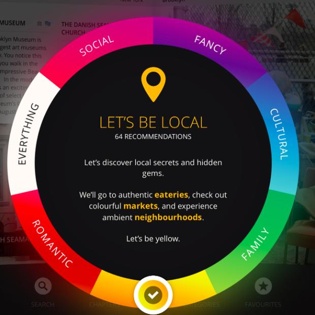 Momondo Lanceert nieuwe iPad-app waarbij je hotspots kunt zoeken aan de hand van je gemoedstoestand