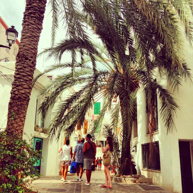 Dalt Vila, de schitterende oude stad van Ibiza