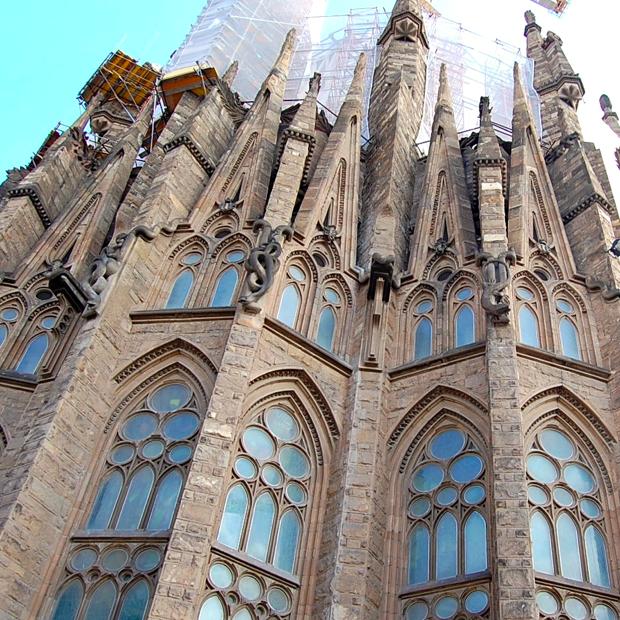 Wanneer is de Sagrada Familia (Barcelona) eindelijk klaar?