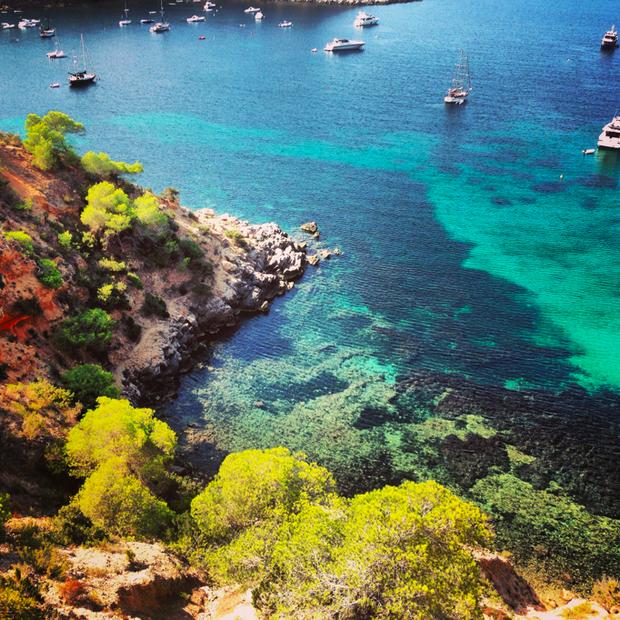 Wat te doen op Ibiza [Infographic]