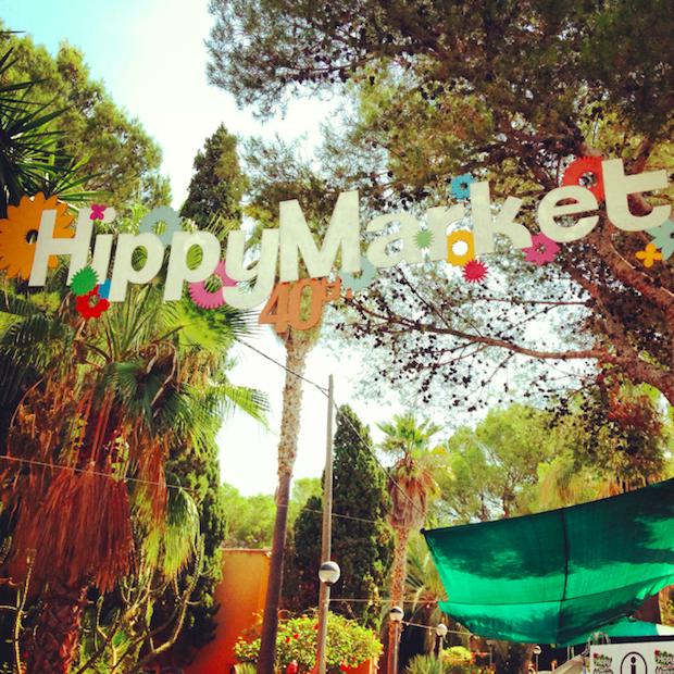 Ibiza's hippiemarkt Las Dalias komt naar Amsterdam