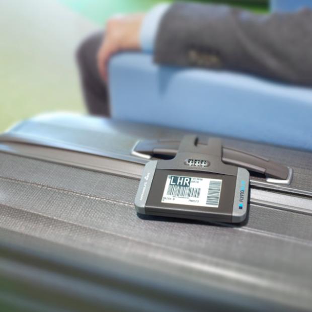eTrack & eTag: elektronisch bagagelabel en nooit meer je koffer kwijt