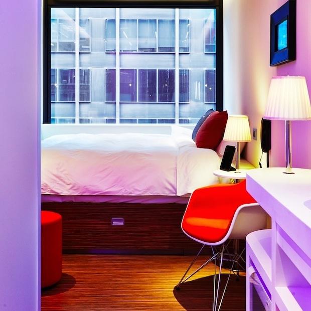 citizenM opent deuren van nieuw hotel op Times Square, New York City