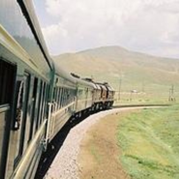 De Trans Siberie Express