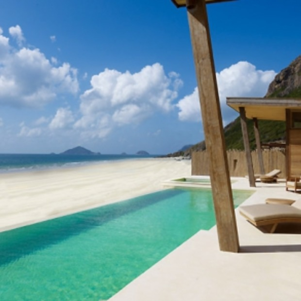 Vietnam; Six Senses Con Dao Resort