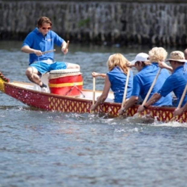 31 augustus en 1 september: Drakenboot Festival op de Rotterdamse Kralingse Plas