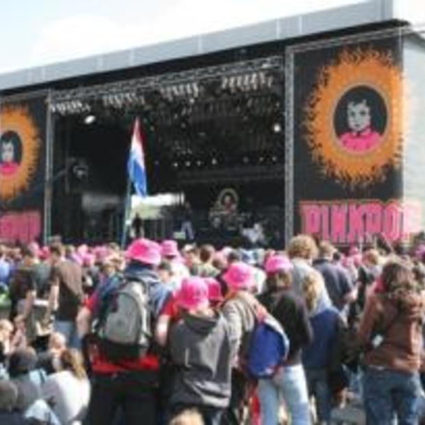 Record kaartverkoop Pinkpop
