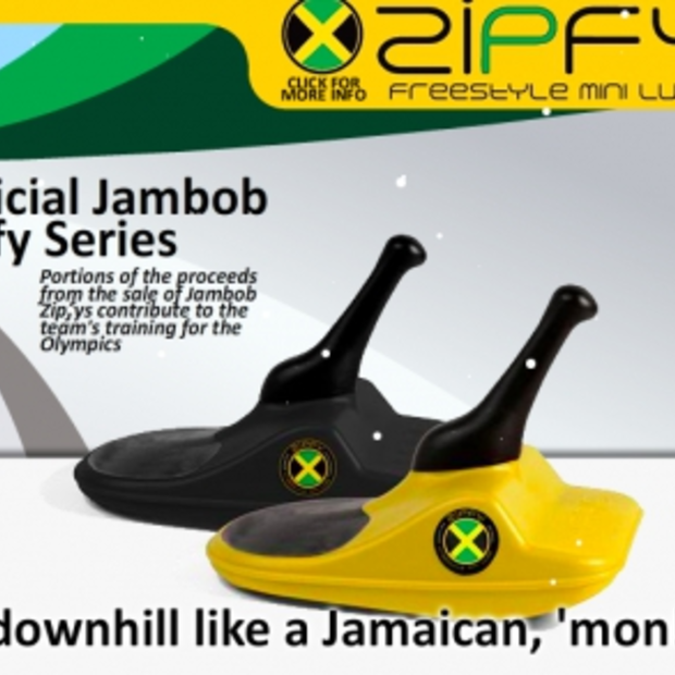 Downhill like a Jamaican!!