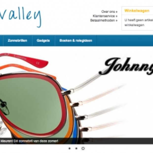 Travelvalley lanceert webshop Shop.Travelvalley.nl!