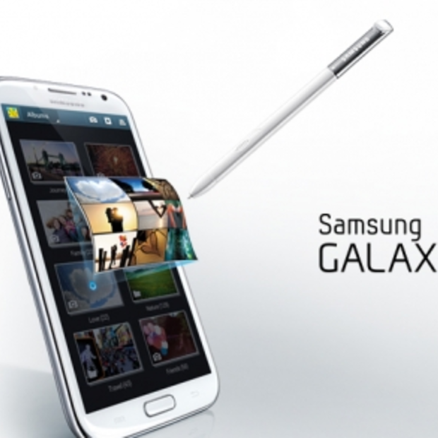 The ultimate travel device: Samsung Galaxy Note II