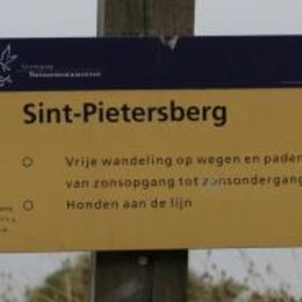 Sint-Pietersberg in de toekomst weer helemaal terug naar de natuur