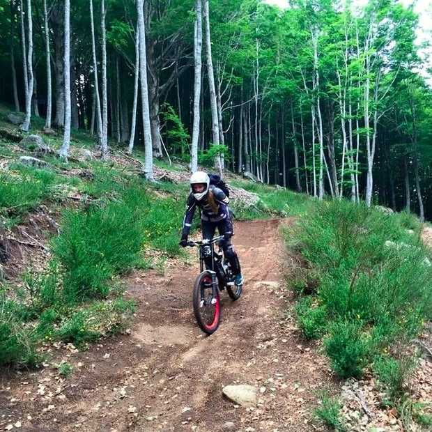 Actief in Toscane: downhill mountainbiken en klimmen op Monte Amiata
