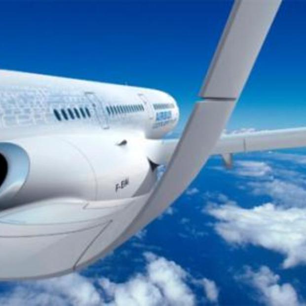 Airbus denkt aan doorzichtig vliegtuig!