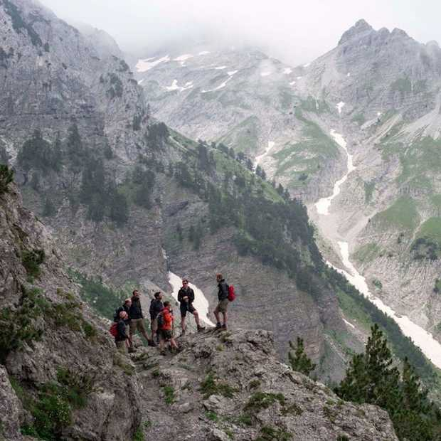 Ontdek de Albanese Alpen