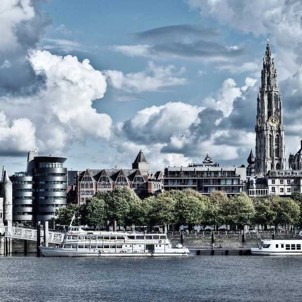 Antwerpen en bier horen bij elkaar