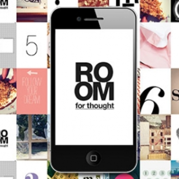 Must download app: fotodagboek Room for thought