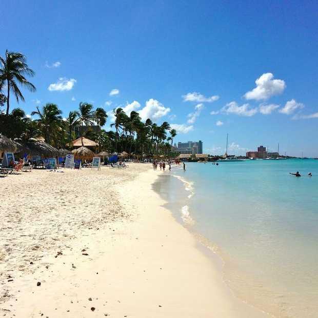 Aruba steeds meer een duurzame bestemming