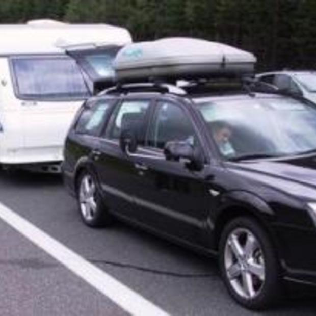 Maximum snelheid caravan omhoog