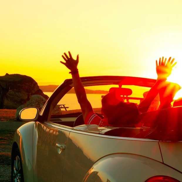 Ultieme auto voor een roadtrip: de cabrio