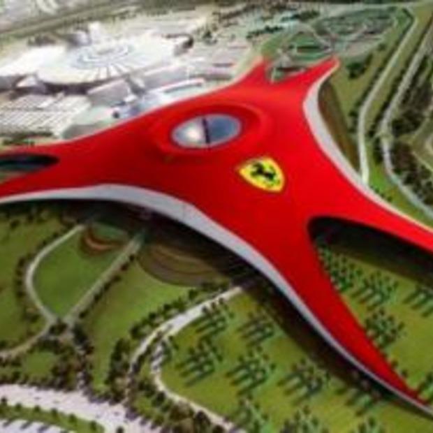 Ferrari Pretpark