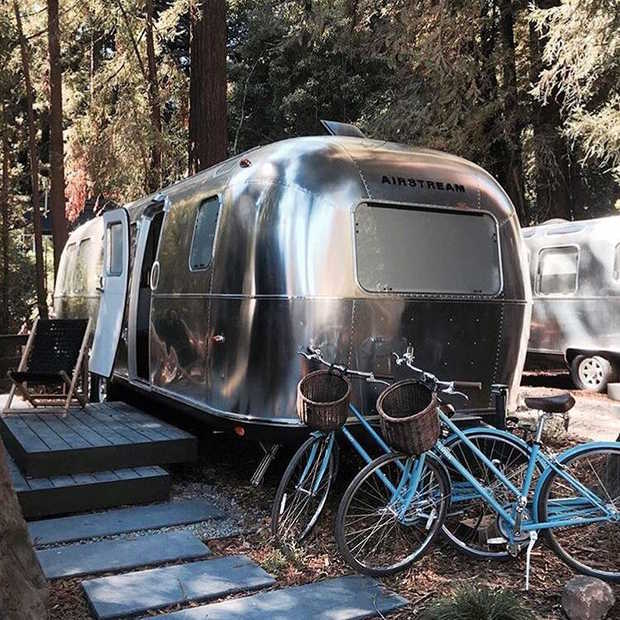 Autocamp in Californië: next level glamping