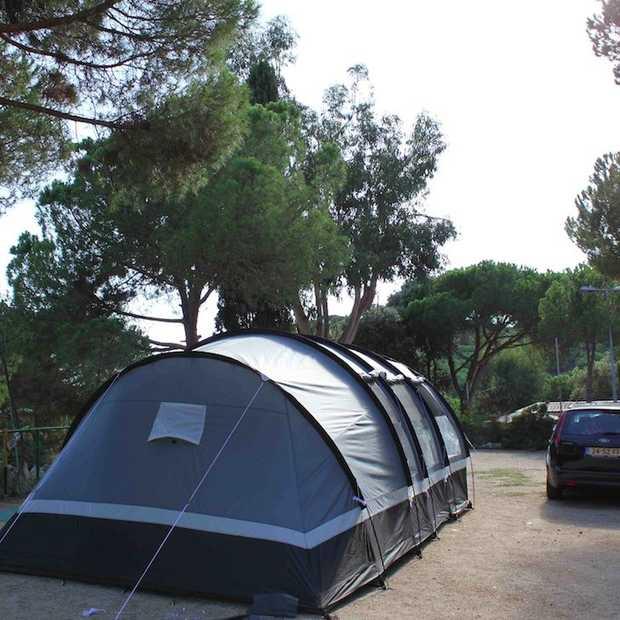 Wij, onze vakantie en onze nieuwe tent!