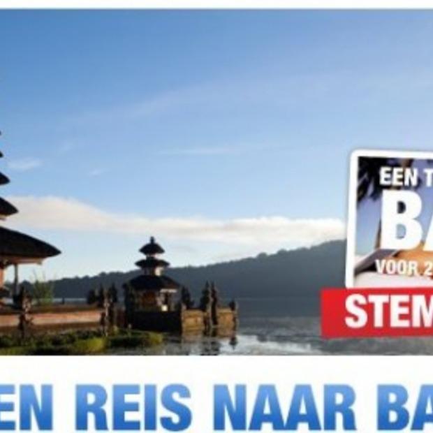 Win een reis naar Bali!