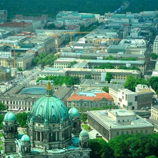 Berlijn voor de eerste keer: hotspots van de stad