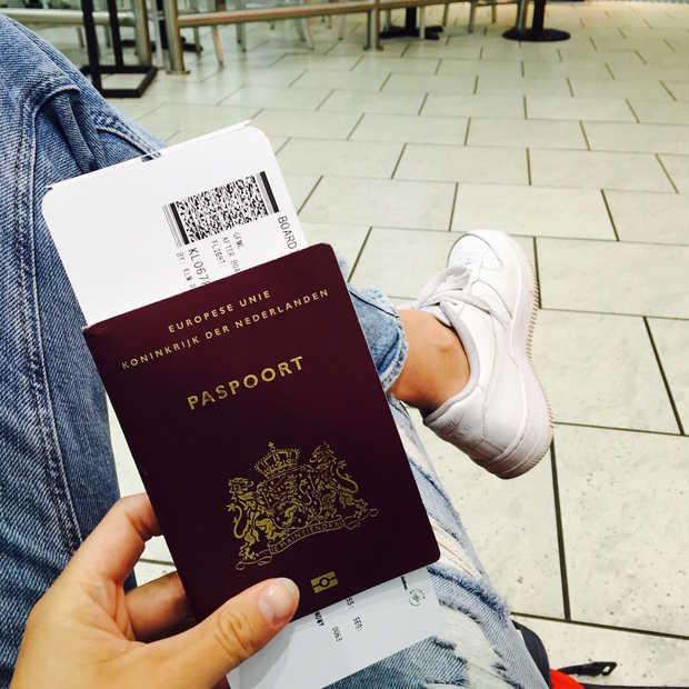 Foto's van je boardingpass delen op sociale media? Liever niet!