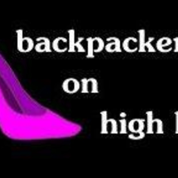 Backpacking on high heels