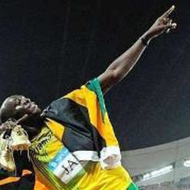 Usain Bolt boegbeed voor toerisme Jamaica