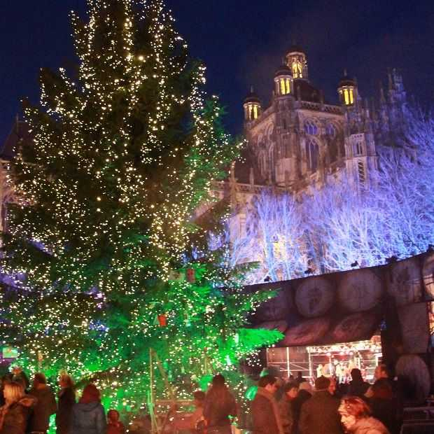 Weekendtips: Serious Request en Den Bosch in wintersferen