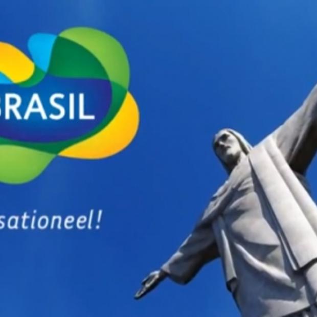 Brazilië bereidt zich voor op WK Voetbal en Olympische Spelen [video]