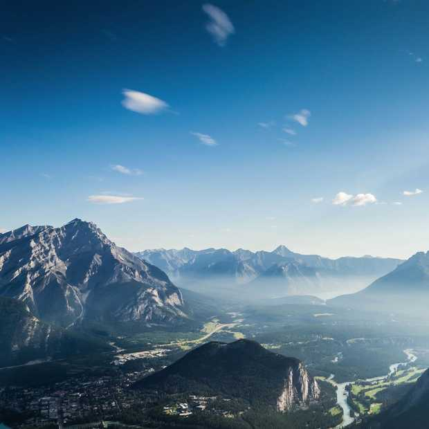 Zo mooi is Canada!