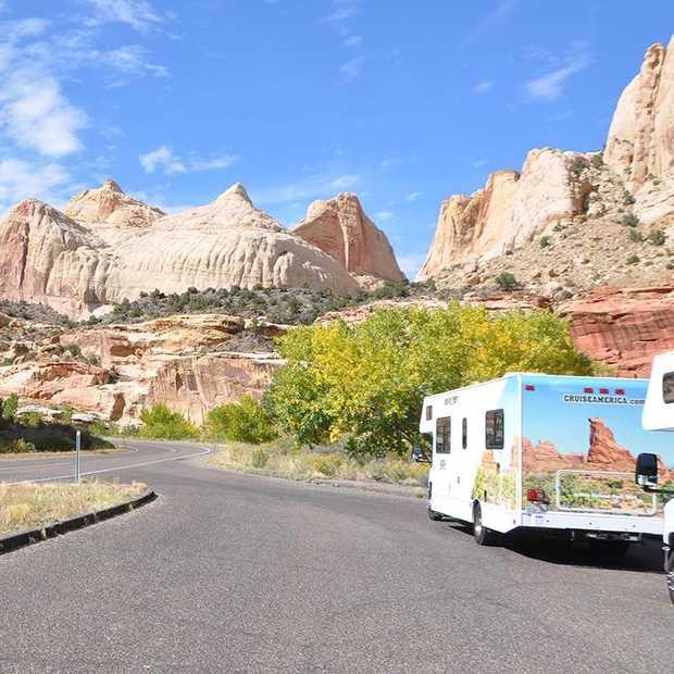 5 redenen om jouw volgende vakantie per camper te maken