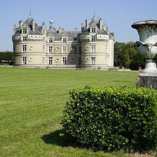 Het prachtige Le Lude en leven als god in Frankrijk