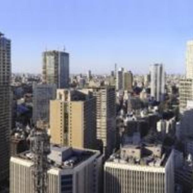 Big Big City...