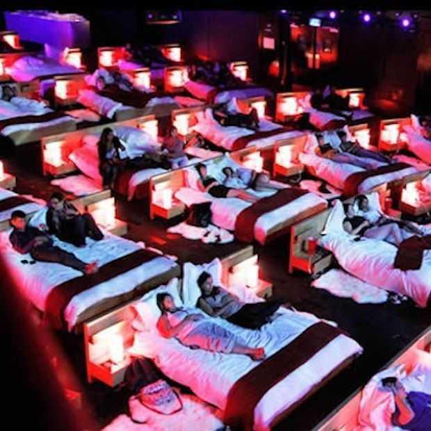 De 7 mooiste bioscopen ter wereld
