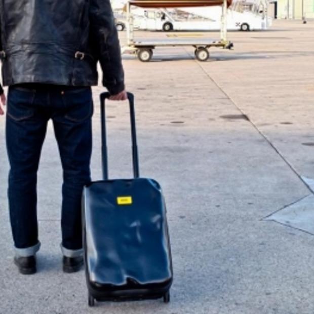 Crash Baggage: deze koffers herken je wél op de bagageband