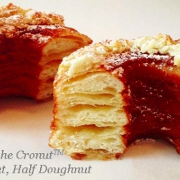 Foodie hype: Amerikanen eten tegenwoordig cronuts in plaats van donuts