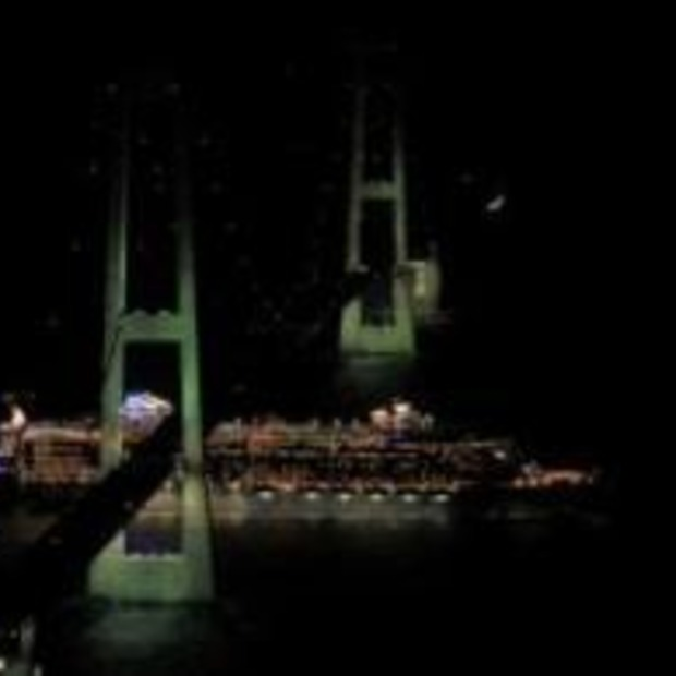 Royal Caribbeans 's Werelds grootste cruiseschip opgeleverd